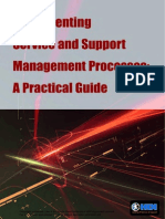 9789077212431 Implementing Service and Support Management Processes