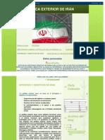 Intereses y Objetivos de Irán