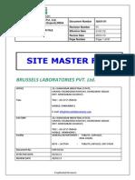 Draft Site Master File