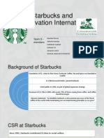 Starbucks Group9 SAJVA