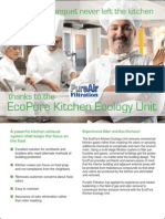 Kitchen Exhaust Ecology System