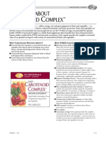 GNLD Carotenoid Complex - Fast Facts