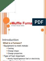 Muffel Furnance