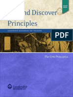 Dig and Discover Hermeneutical Principles Booklet