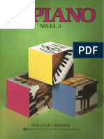 Método de piano James Bastien