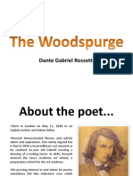 songs the woodspurge