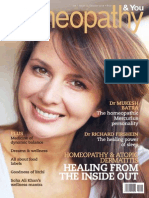 Homeopathy You October 2014