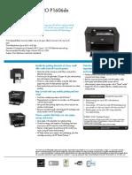 Laser Jet Printing