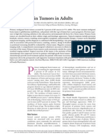 Primary Brain Tumours in Adults