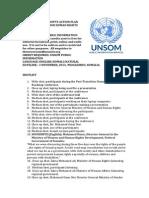 Somalia Adopts Action Plan for Post-transition Human Rights