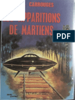 Carrouges Michel - Les Apparitions de Martiens (1963)