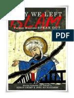 Mengapa Kami Meninggalkan Islam (Why We Left Islam)
