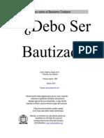 59126558 10 Lecciones Sobre El Bautismo Cristiano Emmaus