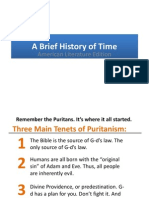 a brief history of literary time