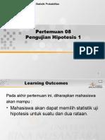 8 pengujian hipotesis 1