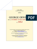 George_orwell La Guerra Civil