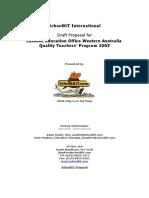 QTP School Kit