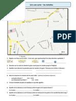 Géographie CM2 Plan et Échelles