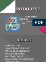 LAS WEBQUEST