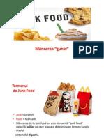 Junk Food Mari Mac