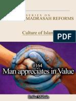 164 Man Appreciates in Value