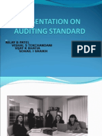 Presentation on Audit
