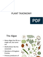 PLANT TAXONOMY.ppt