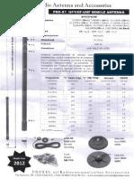 Proxel PRO-X1 antenna