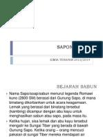 SAPONIFIKASI