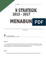 Strategik Menabung 2013-2017