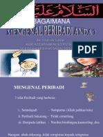 MENGENAL PERIBADI
