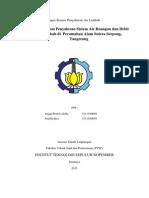Tugas Sistem Penyaluran Air Limbah