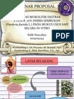 Seminar Proposal Sembukan Ok