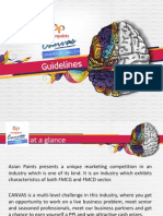 Asian Paints - CANVAS Guidelines