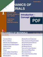Mechanics of Materials Beer review