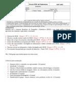 Seminário Estatística 1º EM 2014