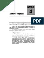 Capitolul 4. Afirmarea Designului