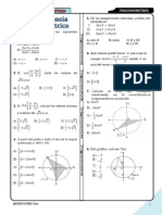 Circunferencia Trigonométrica - Ejecicios 2