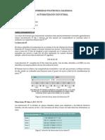 Direccionamiento IP y Modelo OSI caracteristicas importantes