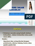 Dr Selly- Hipertensi Dalam Kehamilan 2