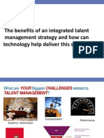 talent management and integrated solutions