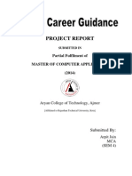 Online Career Guidance
