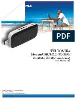 ModemUSB H7.2 User Manual En