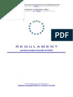 Regulament Burse SNSPA 2014 2015 Sem Ifinal
