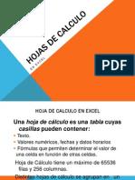 HOJAS DE CALCO