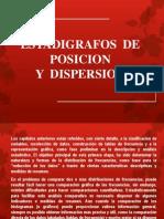 Estadigrafos de Posicion y de Dispersion (1)
