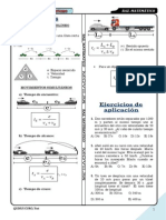 Razonamiento Matemático -  Móviles