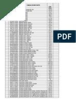 Rx-100 Self Parts Vender List-1