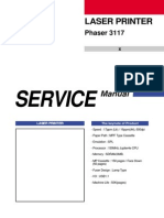Xerox Phaser 3117 Service Manual