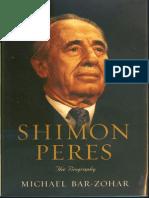 SHIMON PERES - THE BIOGRAPHY - Michael Bar -  Zohar.pdf